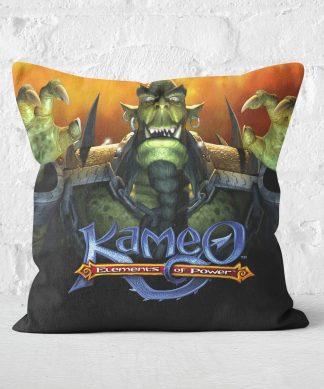 Kameo Cover Art Cushion - 40cm Square chez Casa Décoration