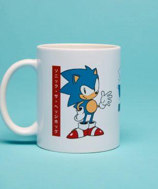Tasse Sonic Japanese - Blanc chez Casa Décoration