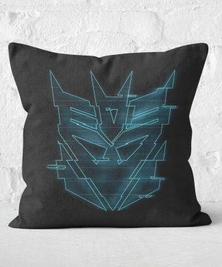 Coussin Transformers Decepticon - 60x60cm - Soft Touch chez Casa Décoration