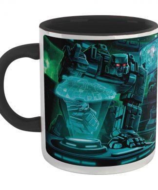 Tasse Transformers Decepticon - Blanc/Noir chez Casa Décoration
