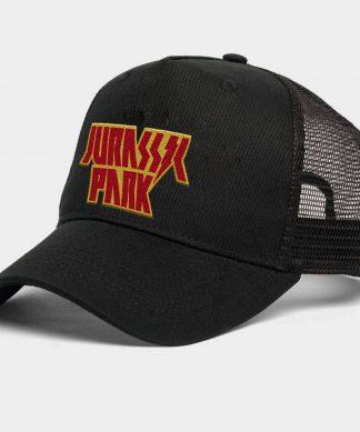 Casquette Jurassic Park Bolt Theme Logo Brodé chez Casa Décoration