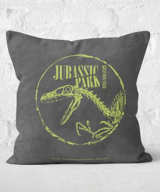 Coussin Jurassic Park Skell - 50x50cm - Soft Touch chez Casa Décoration
