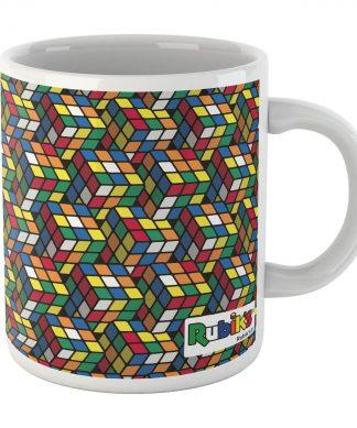 Rubik Repeat Pattern Mug chez Casa Décoration
