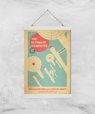 The Ultimate Computer Giclee - A3 - White Hanger chez Casa Décoration