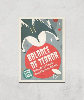 Balance Of Terror Giclee - A3 - Print Only chez Casa Décoration