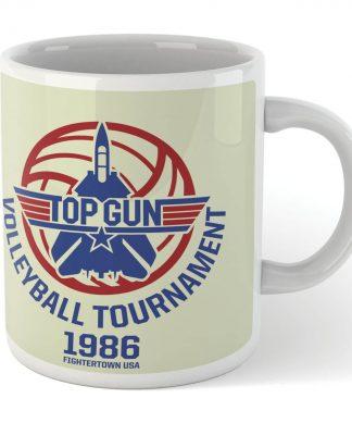 Tasse Top Gun Volleyball Tournament 1986 chez Casa Décoration
