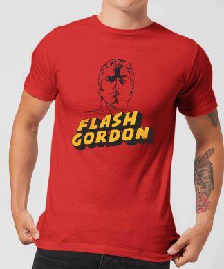 Flash Gordon Classic Hero Pose Men's T-Shirt - Red - XS chez Casa Décoration