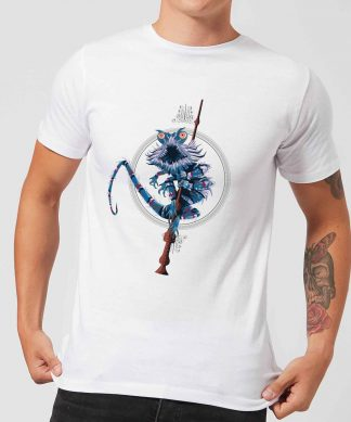Fantastic Beasts Chupacabra Men's T-Shirt - White - XS chez Casa Décoration