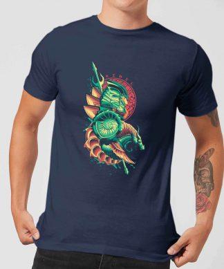 Aquaman Xebel Men's T-Shirt - Navy - XS - Navy chez Casa Décoration