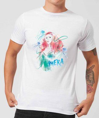 Aquaman Mera Men's T-Shirt - White - XS - Blanc chez Casa Décoration
