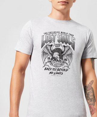 Lost Souls Men's T-Shirt - Grey - XS - Gris chez Casa Décoration