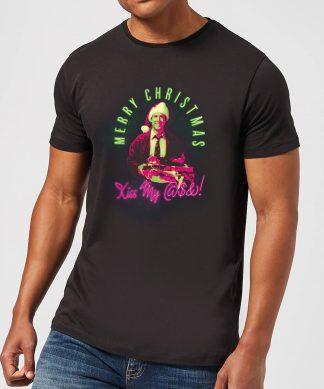 National Lampoon Merry Christmas Clark Griswold Men's Christmas T-Shirt - Black - XS - Noir chez Casa Décoration