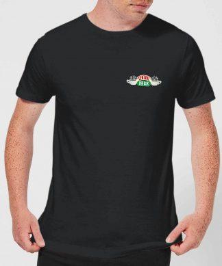 T-Shirt Homme Central Perk Tasses de Café - Friends - Noir - XS - Noir chez Casa Décoration