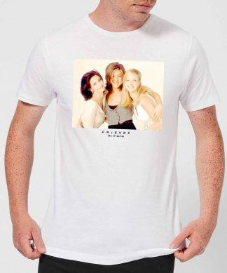 T-Shirt Homme Les Filles - Friends - Blanc - XS - Blanc chez Casa Décoration