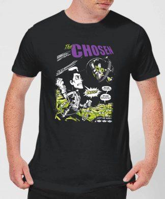 T-Shirt Homme Couverture de Comic Toy Story - Noir - XS - Noir chez Casa Décoration