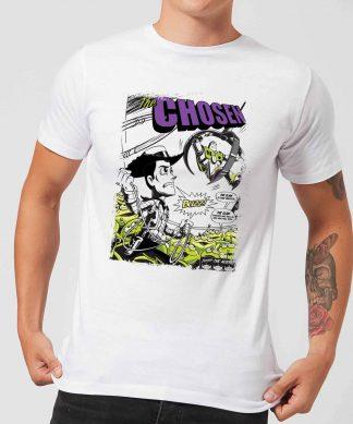 T-Shirt Homme Couverture de Comic Toy Story - Blanc - XS chez Casa Décoration