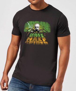 T-Shirt Homme Mi Poupée Mi Araignée Toy Story - Noir - XS chez Casa Décoration