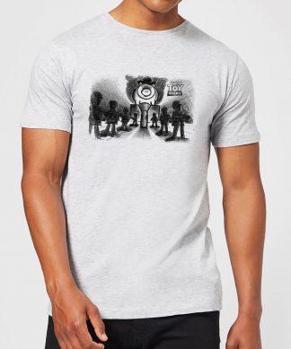 T-Shirt Homme Bayonne le Méchant Toy Story - Gris - XS - Gris chez Casa Décoration