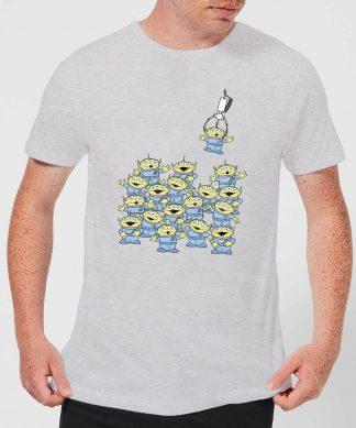 T-Shirt Homme Le Grappin Toy Story - Gris - XS - Gris chez Casa Décoration