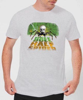 T-Shirt Homme Mi Poupée Mi Araignée Toy Story - Gris - XS - Gris chez Casa Décoration