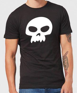 T-Shirt Homme Tête de Mort de Sid Toy Story - Noir - XS - Noir chez Casa Décoration