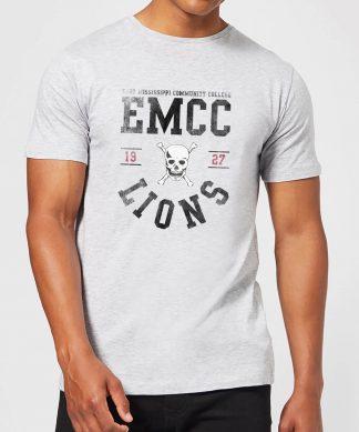 T-Shirt Homme Lions - East Mississippi Community College - Gris - XS - Gris chez Casa Décoration
