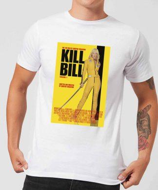 T-Shirt Homme Affiche Kill Bill - Blanc - XS - Blanc chez Casa Décoration