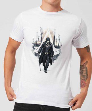T-Shirt Homme London Skyline Assassin's Creed Syndicate - Blanc - XS chez Casa Décoration