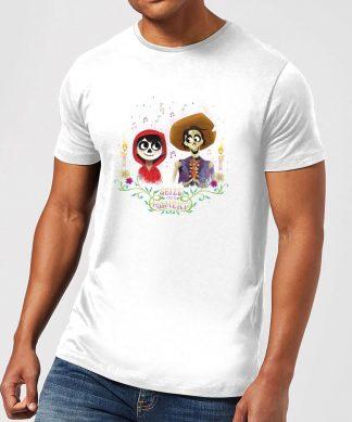 T-Shirt Homme Miguel et Hector Coco - Blanc - XS - Blanc chez Casa Décoration