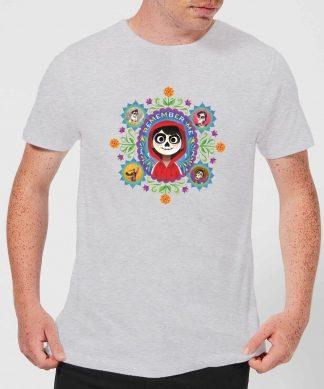 T-Shirt Homme Remember Me Coco - Gris - XS - Gris chez Casa Décoration