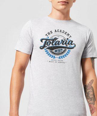 T-Shirt Homme Tolaria Academy - Magic : The Gathering - Gris - XS - Gris chez Casa Décoration