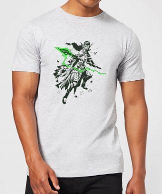 T-Shirt Homme Nissa Design - Magic : The Gathering - Gris - XS chez Casa Décoration
