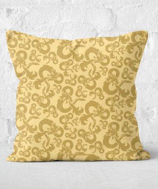 Donjons & Dragons Celestial Cushion Square Cushion - 60x60cm - Soft Touch chez Casa Décoration