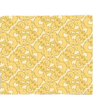 Donjons & Dragons Celestial Fleece Blanket - Medium chez Casa Décoration
