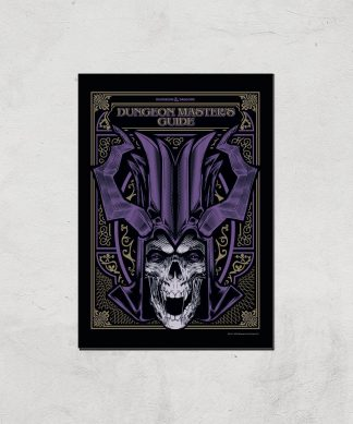 Donjons & Dragons Dungeon Master Giclee Art Print - A4 - Print Only chez Casa Décoration