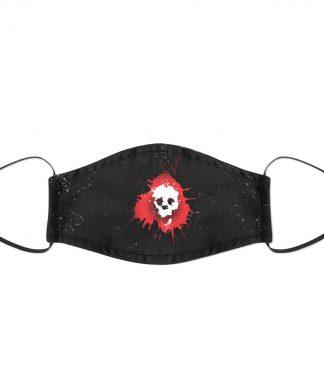 Grimmfest 2020 Skull Logo Face Mask chez Casa Décoration