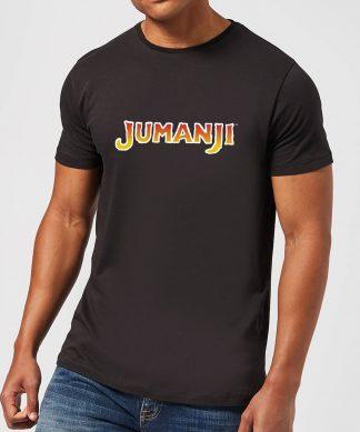 T-Shirt Homme Logo Jumanji - Noir - XS - Noir chez Casa Décoration