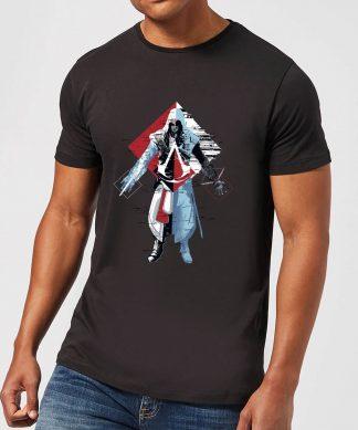 T-Shirt Homme Animus Split Assassin's Creed - Noir - XS - Noir chez Casa Décoration