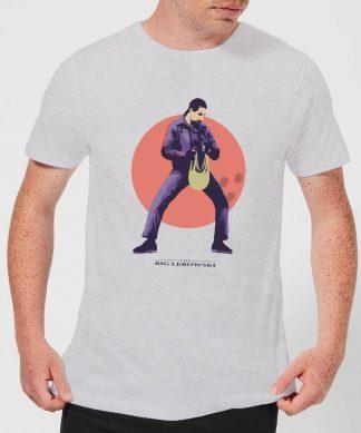 T-Shirt Homme The Big Lebowski The Jesus - Gris - XS chez Casa Décoration