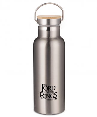 Lord Of The Rings Green Dragon Portable Insulated Water Bottle - Steel chez Casa Décoration