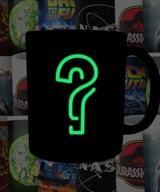 Lot de 4 Mugs Mystère chez Casa Décoration
