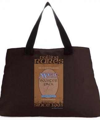 Magic the Gathering Pulling Rares Since 1993 Large Tote Bag chez Casa Décoration
