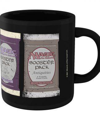 Magic the Gathering Booster Packs Mug - Noir chez Casa Décoration