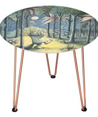 Table en bois Decorsome - Max et les Maximonstres - Doré chez Casa Décoration