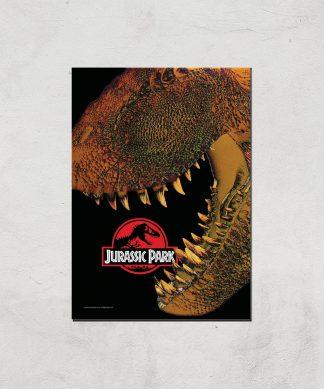 Jurassic Park Affiche - A3 - Print Only chez Casa Décoration