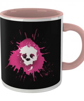 Pink Grimmfest Tentacles Mug - White/Pink chez Casa Décoration