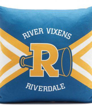 Riverdale Vixen Coussin Carré - 50x50cm - Soft Touch chez Casa Décoration