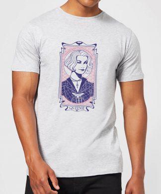 Fantastic Beasts Queenie Men's T-Shirt - Grey - XS - Gris chez Casa Décoration
