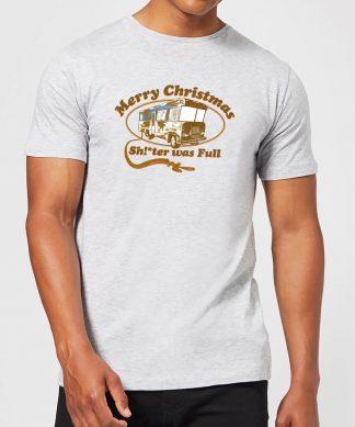 National Lampoon R.V. Men's Christmas T-Shirt - Grey - XS - Gris chez Casa Décoration