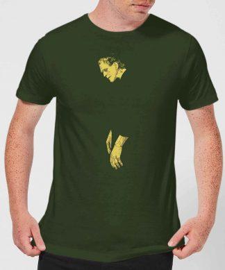 T-Shirt Homme Frankenstein - Universal Monsters - Vert - XS chez Casa Décoration